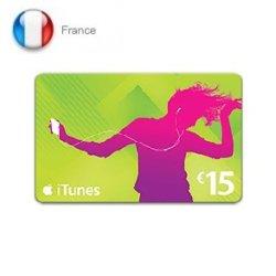 画像2: iTunesカード FRフランス版 €15