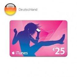 画像2: iTunesカード DEドイツ版 €25